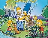 The Simpsons (Dan Castellaneta, Nancy Cartwright, Yeardley Smith, Julie Kavne...