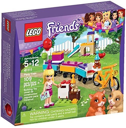 LEGO Friends 41111 Party Train Mixed Set New In Box Sealed #41111 /item# G4W8B-48Q13975 by Toys 4 U 7777