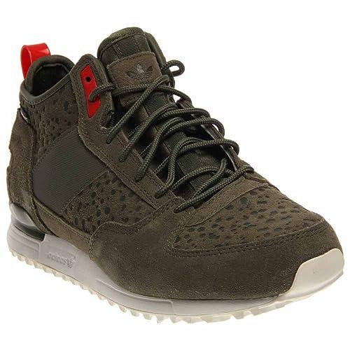 la moitié 08130 db257 Amazon.com | adidas Military Trail Runner #M20996 (10 ...