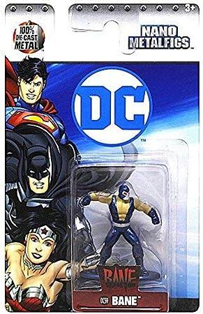 "DC Comics Nano Metalfigs DEADSHOT DC58 2/"" Die-Cast Metal Figure Wave 4 Metalfig"
