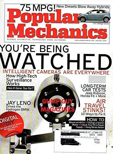 Surveillance Starter (Popular Mechanics January 2008)