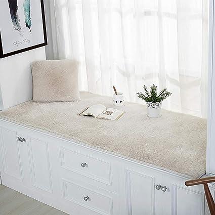 Amazon Com Huiyue European Plush Bay Window Cushion Nordic
