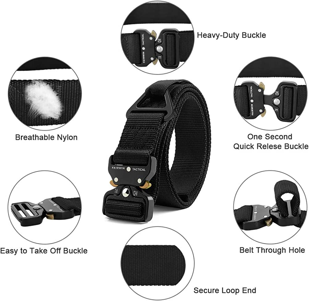 Waist 40, Total 49 , Black CU0 Mens Real Genuine Leather Belt Black Brown White 1.25 Wide S-XL Casual Jeans 42