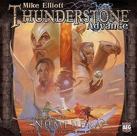 Alderac - Juego de Mesa, para 5 Jugadores Entertainment Group AEG5024 (versión en inglés): Amazon.es: Juguetes y juegos
