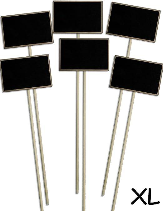 HomeTools.eu® - Juego de 6 Carteles de Madera clásicos para ...