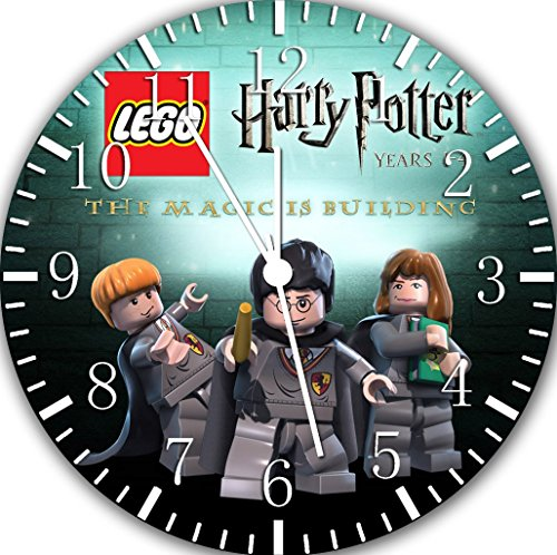 Lego Harry Potter Wall Clock