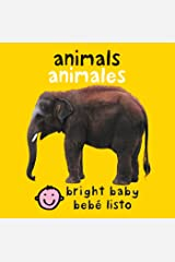 Bilingual Bright Baby Animals (Spanish Edition) Kindle Edition