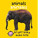 Bilingual Bright Baby Animals (Spanish Edition)