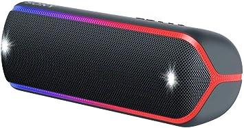 Sony SRS-XB32B - Altavoz inalámbrico portátil Bluetooth Extra Bass ...