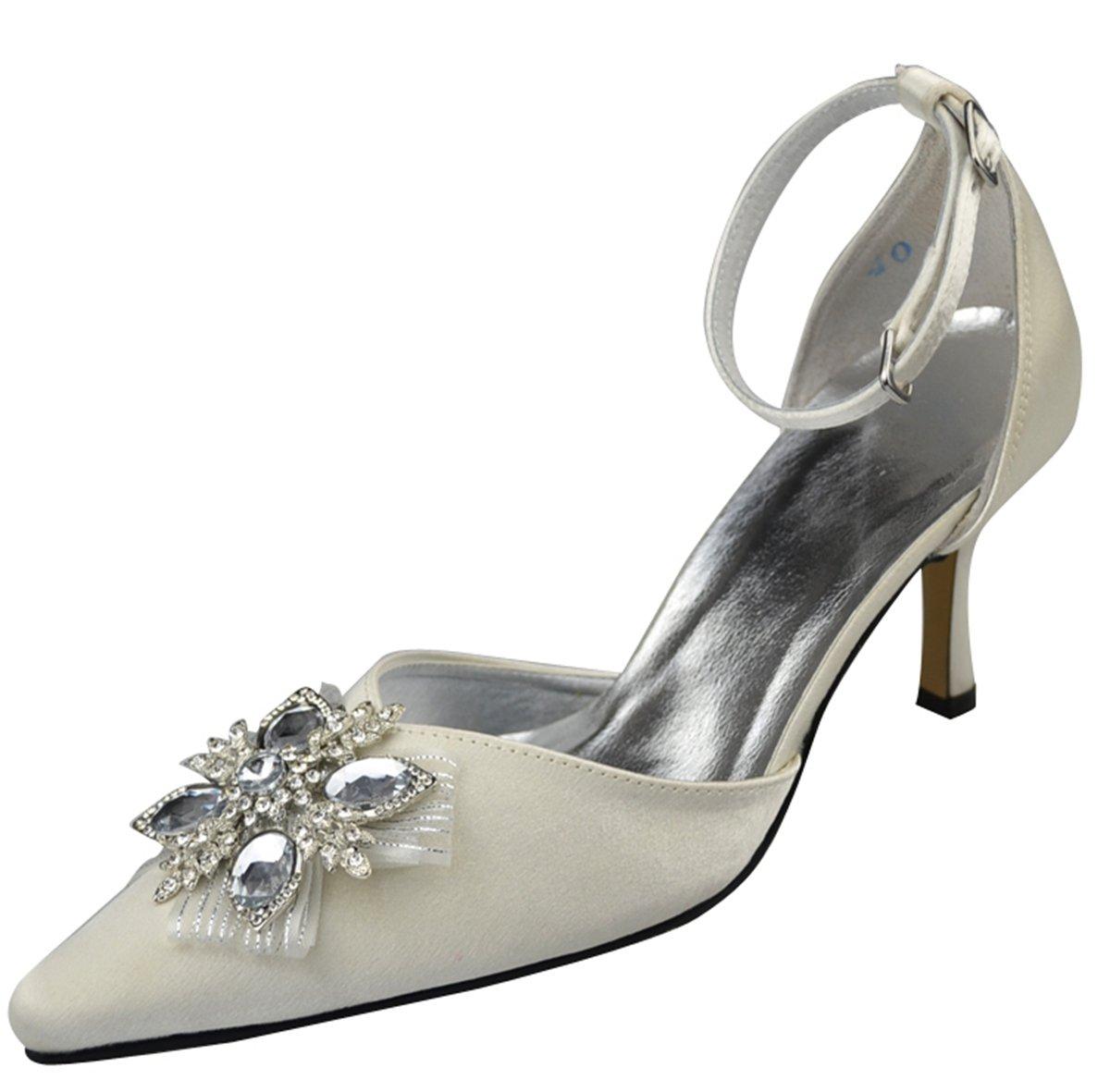 Minitoo , Bride ivoire de Bride cheville femme Beige - Beige ivoire d0bc531 - shopssong.space