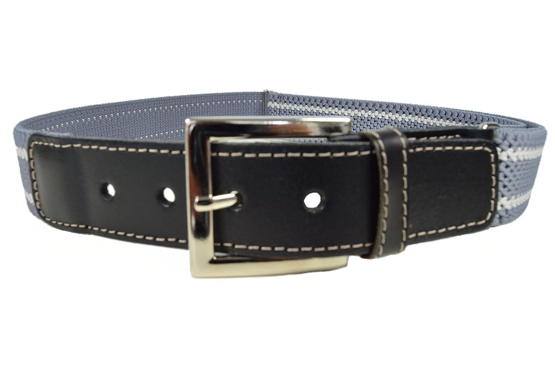 Olata Cintura Elasticizzata per Bambini/Ragazzi 5-15 Anni, Fibbia Classica Modello KIDSBELTLoran
