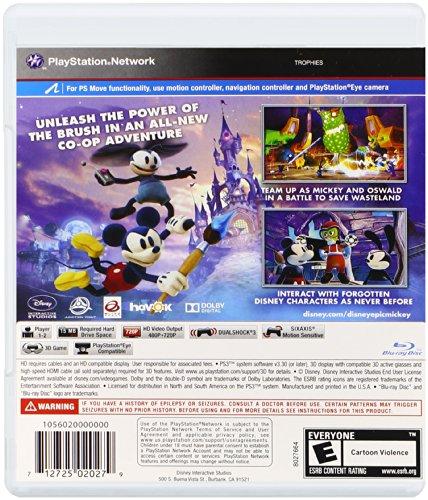 Amazon.com: Disney Epic Mickey 2: The Power of Two ...