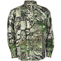 Mossy Oak Camouflage Cotton Mill Hunt Shirt