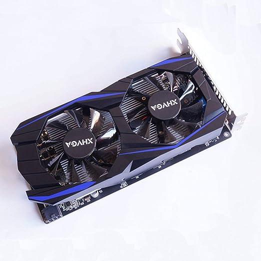 WOSOSYEYO GTX1050TI 4GB DDR5 128Bit Tarjeta gráfica PCI-E ...