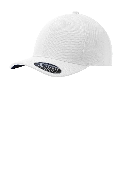 f5fe7510ed1 Port Authority Flexfit One Ten Cool   Dry Mini Pique Cap OSFA Black at  Amazon Men s Clothing store