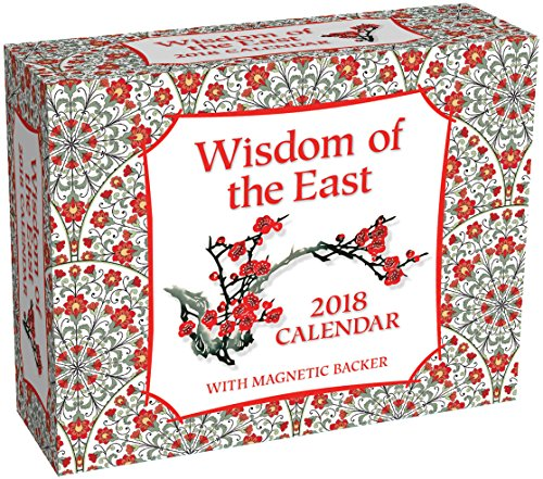 Wisdom of the East 2018 Mini Day-to-Day Calendar