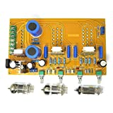 Pre Amplifier Board 6n1(6h23 6dj8 6922) 6z4 Tube Preamp Tone Ar with Volume Bass Treble Balance Adjustment