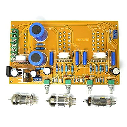 Amazon com: Pre Amplifier Board 6n1(6h23 6dj8 6922) 6z4 Tube