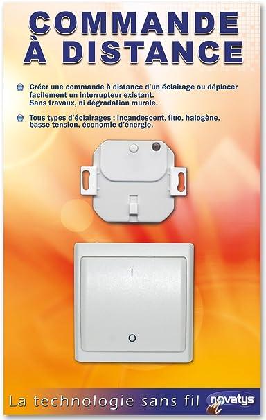 CFIEX Extel-Mando a distancia inalámbrico: Amazon.es: Informática