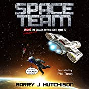 Space Team | Barry J Hutchison