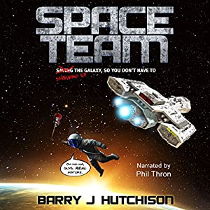 Space Team Audiobook