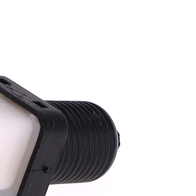 ENET ABS Contacteur Interrupteur de Feux Stop Freins pour Auto Voiture Noir