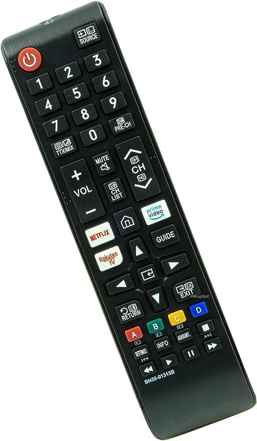 Ersatz Fernbedienung Für Samsung Bn59 01315b Fernseher Elektronik