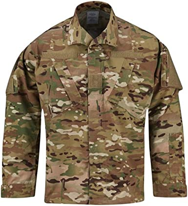 Long Sleeve Propper Tactical Battle Rip Shrink Wrinkle Resistant Dress Shirt