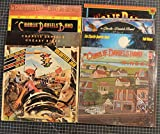8 different charlie daniels lps: midnight wind, nightrider, full moon, windows, volunteer jam , uneasy rider, fire on the mountain, million mile reflections