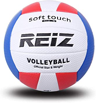 QIHANG - Pelota de Voleibol Profesional, Suave, tamaño Oficial ...