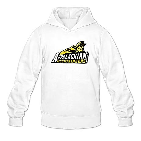 Amazon Com Men S Asu Appalachian State University Athletic Hooded