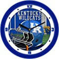 Kentucky Wildcats Football Helmet Wall Clock - Licensed NCAA Gifts