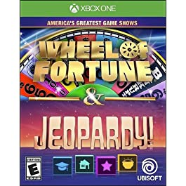 America's Greatest Game Shows: Wheel of Fortune & Jeopardy – Xbox One Standard Edition