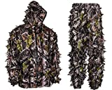 SwedTeam Super Natural Camouflage Leafy Hunting Suit (XX-Large)
