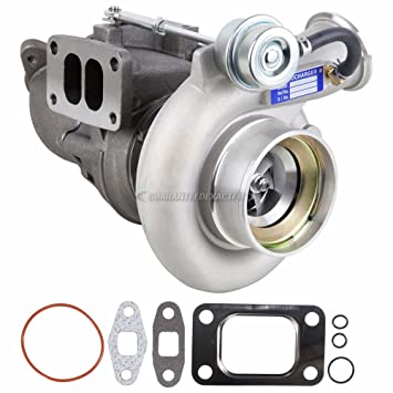 New Turbo Kit With Turbocharger Gaskets For Dodge Ram Cummins 5.9L 24v Auto 99 -