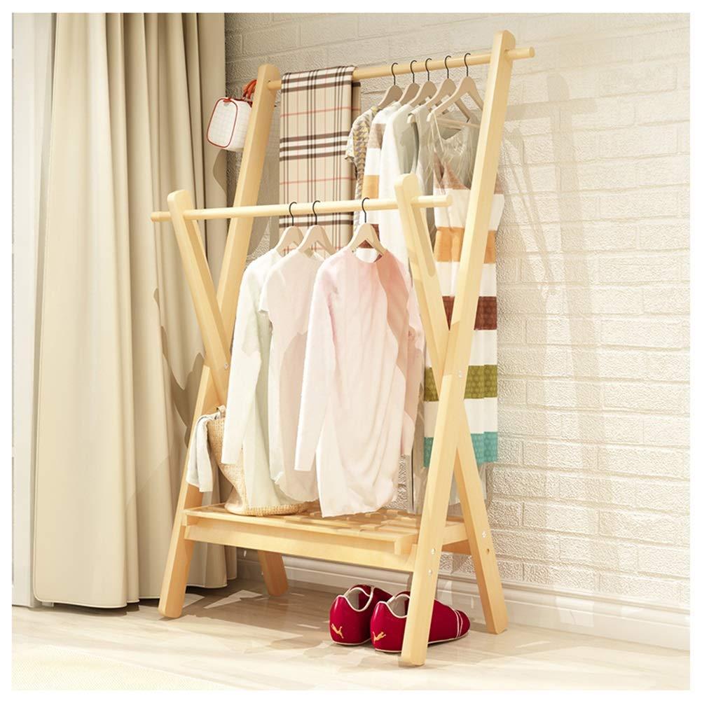 B WYQSZ Coat Rack Home Bedroom Living Room Corner Hanger Floor Rack - Coat Rack 8563 (color   B)