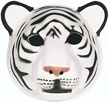 Wild Republic 63119 - Máscara tigre para hombre (adulto)