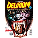 Delirium - 7th Sinister Issue: Cult - Horror - Grindhouse - Exploitation