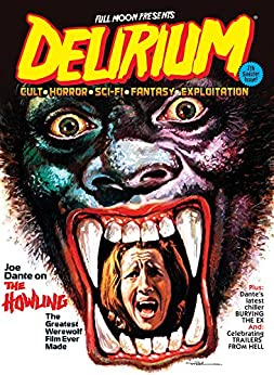 Delirium - 7th Sinister Issue: Cult - Horror - Grindhouse - Exploitation by [Alexander, Chris ]
