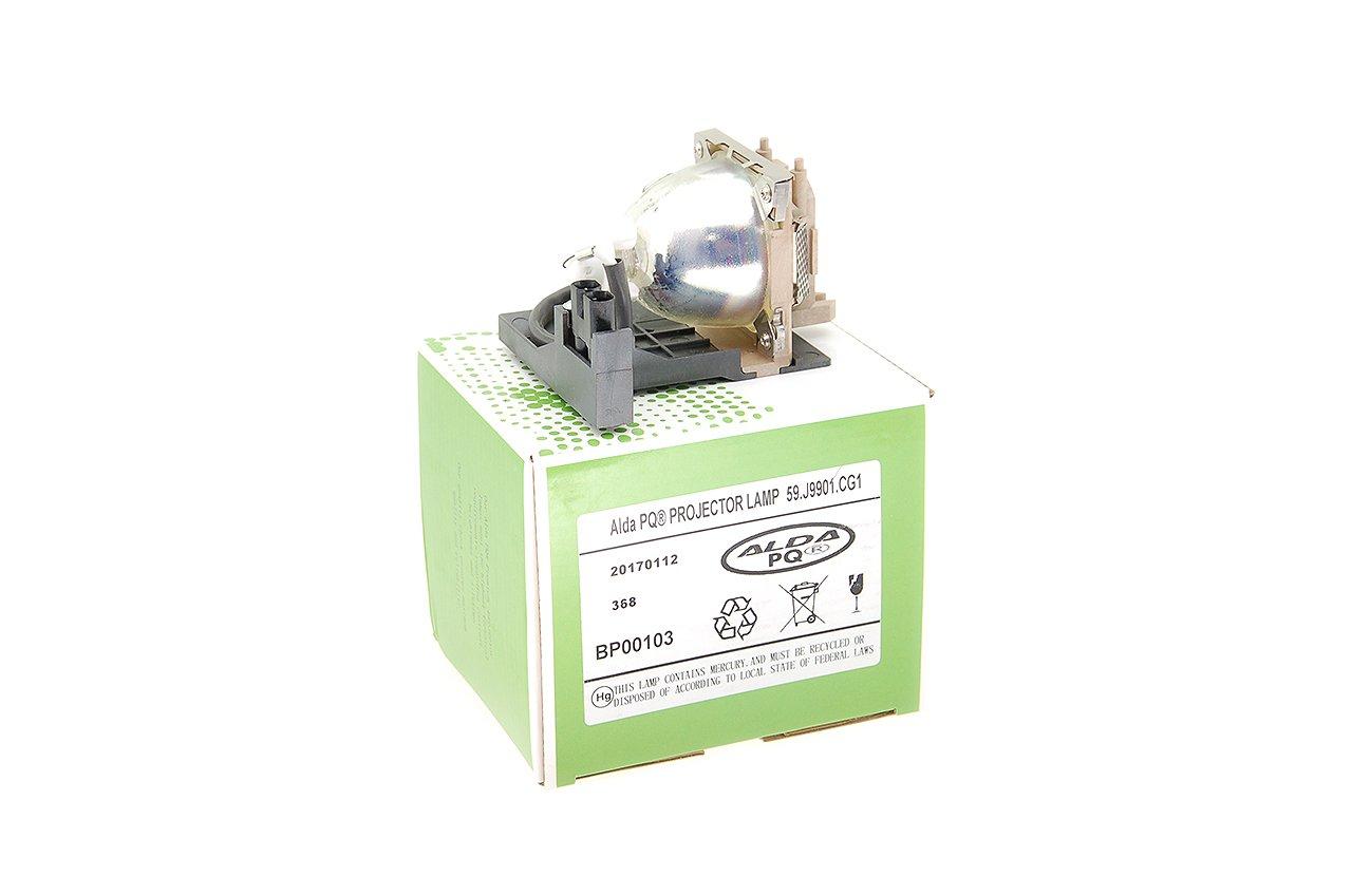 L/ámpara de proyector para BENQ 59.J9901.CG1 Proyectores l/ámpara con carcasa Alda PQ-Premium