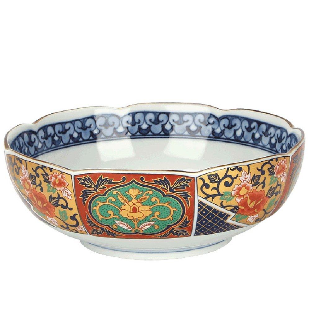 Bowl Japanische keramische Schüssel/sofortige Nudelschüssel/Hauptreisschüssel/Suppenschüssel/Nachtischschüssel/Obstsalatschüssel / Pers5onlichkeitsreisschüssel / Teigwarenschüssel/Gemüseschüssel