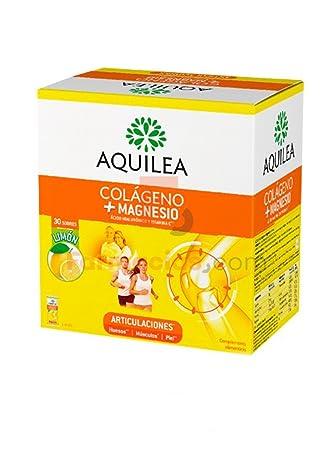 Aquilea Colageno + Magnesio - Suplemento para Articulaciones ...