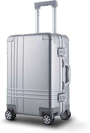 Bamboo Travel-friendly Zipper-less Luggage