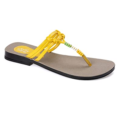 cadbb7c9d PARAGON SOLEA Women s Red Flip-Flops  Buy Online at Low Prices in ...