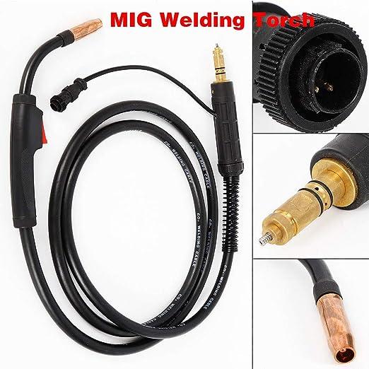 16.5FT Miller MIG Torch Welding Gun Parts Stinger Electric Weld Parts 24KD