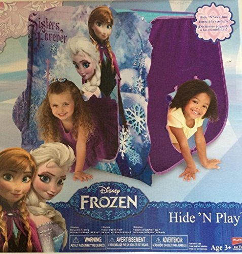 Playhut Frozen Hide N Play Playhouse