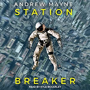 Station Breaker Audiobook