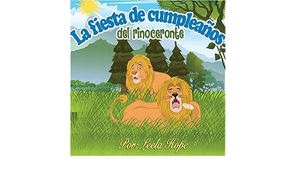 La fiesta de cumpleaños del rinoceronte (Libros para ninos ...