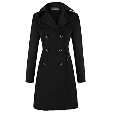 Gerald Choi Autumn Winter Women Trench Coat Plus Size Casaco Abrigos Chaquetas Overcoat Female Polerones Mujer