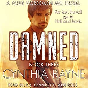 Damned Audiobook